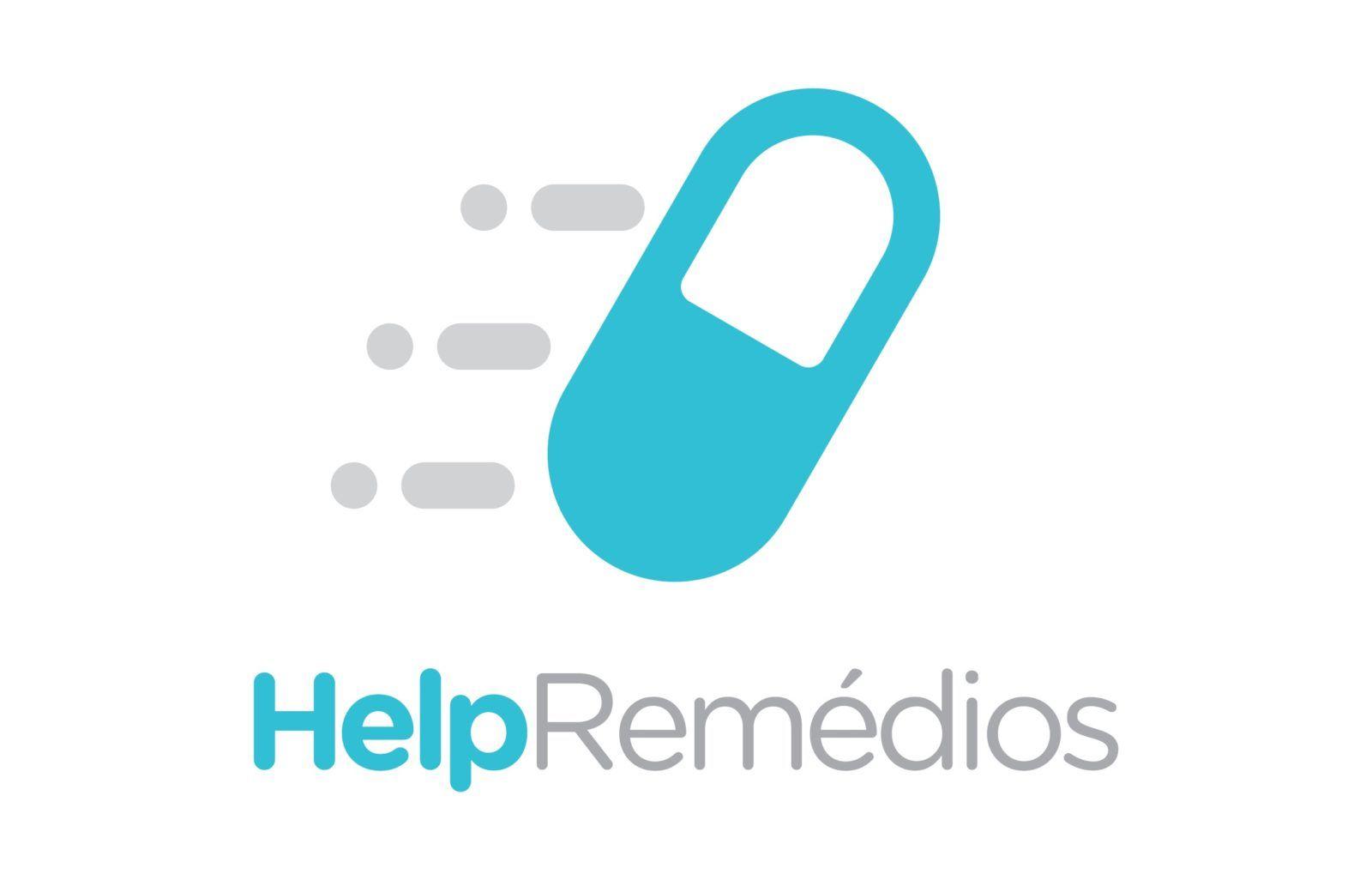 logomarca nova Help Remédios