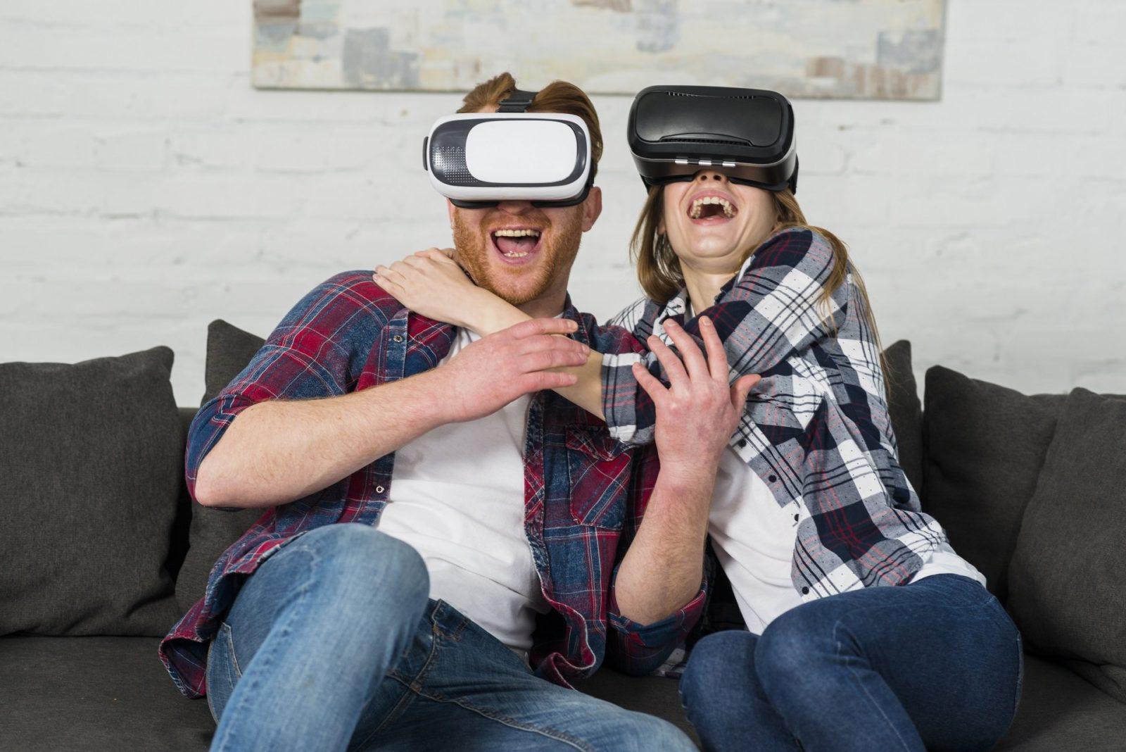O Futuro das Histórias com a Realidade Virtual