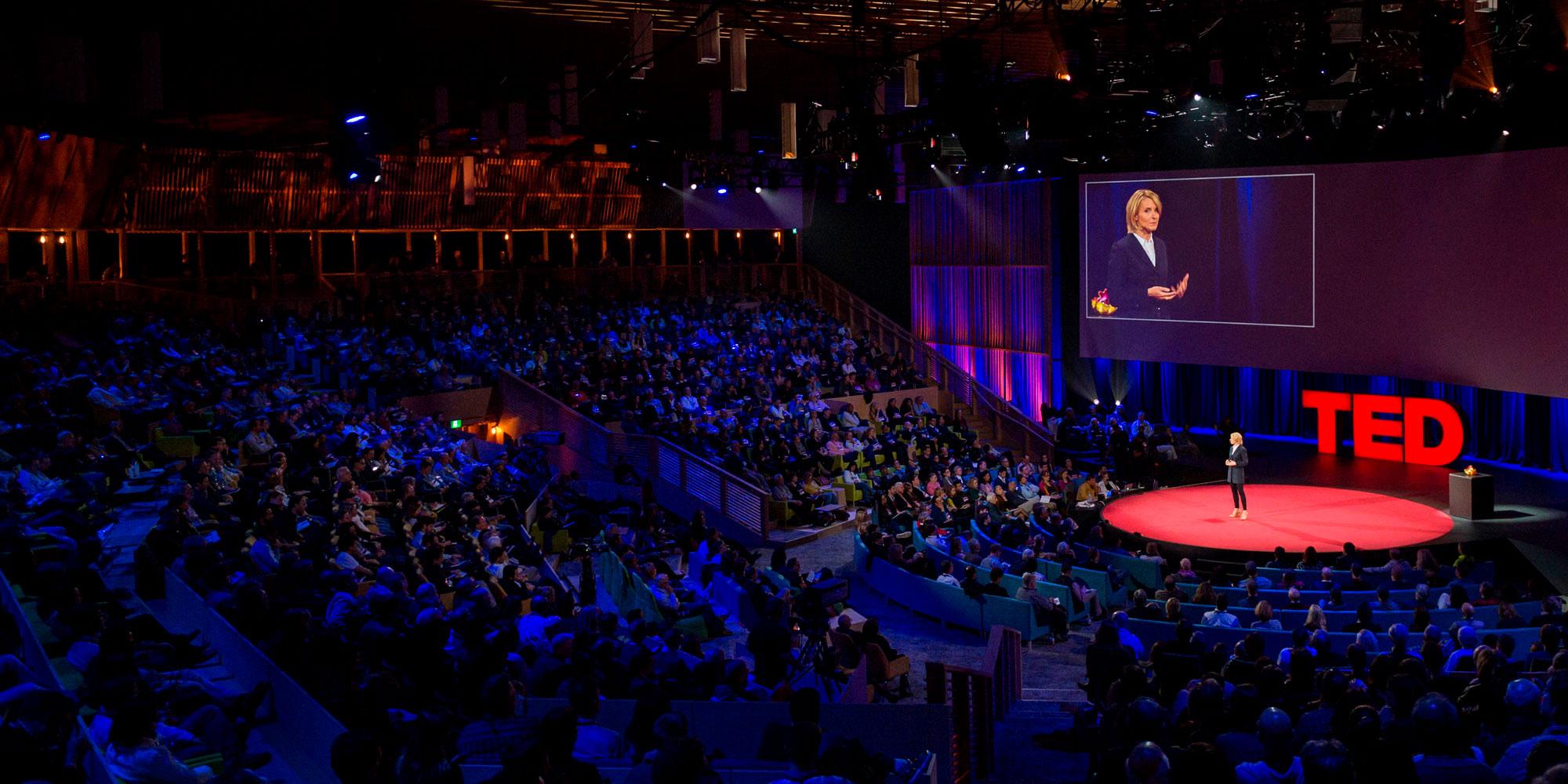 UM TEDx PARA CHAMAR DE SEU