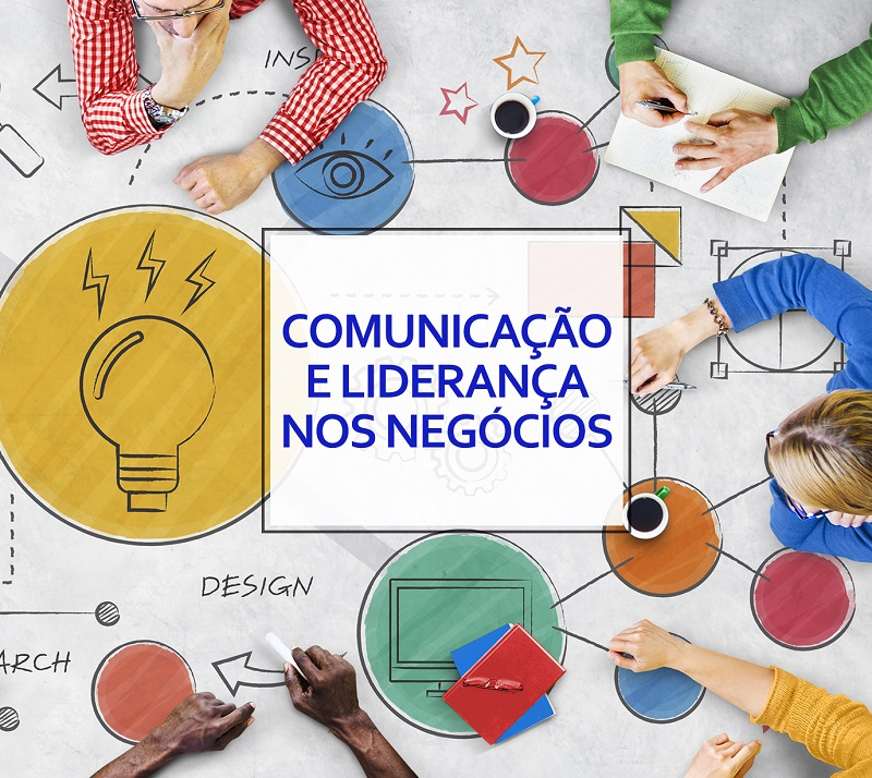 comunicação e liderança nos negócios