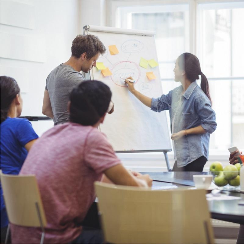 programa comunicação e liderança nos negócios