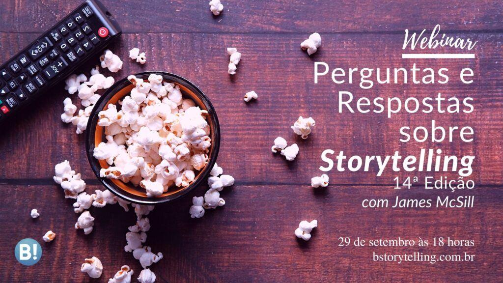 webinar de storytelling